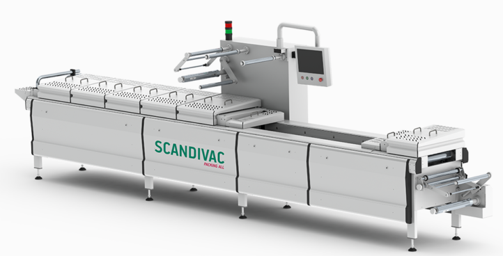 SCANDIVAC PACKAGING MACHINE